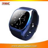 Reloj elegante de Digitaces Bluetooth del reloj M26 para los teléfonos del androide de Apple
