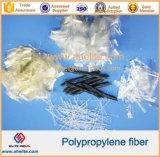 高い粘着性のポリプロピレンPPのファイバーの単繊維か網またはねじられるまたはコンクリートのための波