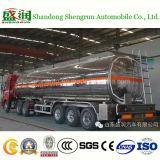 50m3 Oplegger de van uitstekende kwaliteit van de Tank van Fule van de Legering van het Aluminium