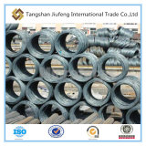 SAE1006/SAE1008 Stahlwalzdraht für Baumaterial