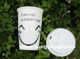 Renforcer la tasse de porcelaine avec la couverture de silicones de Lkb020