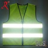 Veste reflexiva do trabalho da segurança da visibilidade elevada (QF-531)
