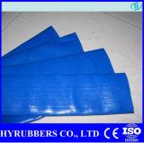 Boyau à haute pression de PVC Layflat de l'eau coloré