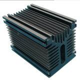 la lunghezza di alluminio del dissipatore di calore 125mm*135mm*200mm di profilo di larghezza di 125mm può su ordine