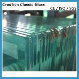 8mm rundes freies ausgeglichenes Glas-Kaffeetisch-Oberseite-Glasglas
