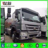 中国FAW 380HPの大型トラックのトラクターのトラックの低価格