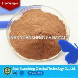 Pasta concreta da polpa de madeira do cálcio Lignosulphonate como a supressão de poeira