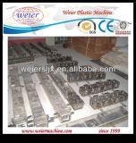 PVC 알루미늄 Windows와 문 단면도 생산 라인 (SJSZ-65/132)