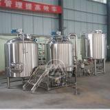 400L se dirigen el equipo micro de la fabricación de la cerveza de la cervecería