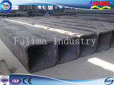 Galvanisiertes quadratisches /Rectangular-Stahlgefäß (FLM-RM-025)