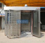 Acero inoxidable industrial del aire caliente de la calefacción 64 precios diesel de la máquina del horno de las bandejas (ZMZ-64C)