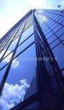 vidrio de flotador azul marino de 4-8m m/vidrio reflexivo