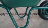 Wheelbarrow resistente para o mercado de Europa, Ireland Wb6414