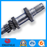 CNC Mechanical Parts in Roestvrij staal, Copper Aluminum, Plastic