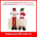 De Decoratie van de Straat van Kerstmis van de Punten van Kerstmis van de Decoratie van Kerstmis (zy16y110-1-2 36CM)