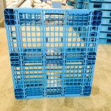 倉庫のための頑丈な格子表面の/Logisticのプラスチックパレット