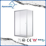 Quarto de chuveiro do banheiro e cerco simples de vidro do chuveiro (AE-BSGL822A)