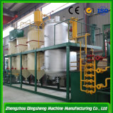 3t/D Crude Vegetable Oil Refinery