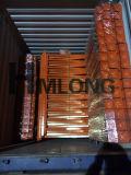 Pakhuis die Stapelend het Rek van de Opslag van de Band van het Metaal voor Verkoop vouwen