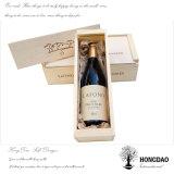 Opslag Box_D van de Reeksen van de Wijn van de Luxe van Hongdao de Houten
