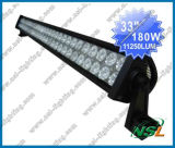 Guide optique de pouce LED de l'aurore 33 outre de puissance élevée de route d'ATV outre de route