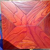 Versaille Entwurf ausgeführter Eichen-Holz-Mosaik-Bodenbelag