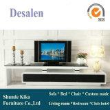 Einfacher Entwurf moderne Fernsehapparat-Standplatz-Möbel (057)