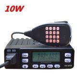 Tc-898UV de Mini10W Dubbele Amateur Mobiele Radio van de Band