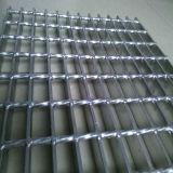 Râpage en acier plat galvanisé plongé chaud