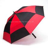 두겹 방풍 광고 골프 우산
