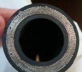 Mangueira de borracha hidráulica do combustível de SAE100 R15 para o óleo e a mineração