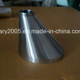 Ss304 Material를 가진 위생 Stainless Steel 90 Degree Clamped Elbow