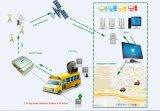 GPS Tracker van het voertuig, bouwen-in RFID Reader met 2.4G RFID Tag, BR Driving Record (AVL09)