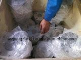 Bride normale de Flate de pièce forgéee de l'acier inoxydable Pn6 DIN