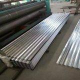 tôle d'acier galvanisée de vente chaude de 0.17mm/feuille Sgch de toiture