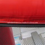 ネットが付いているDesignand美しいカラー膨脹可能な優れた浮遊プール