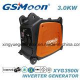 generatore silenzioso eccellente compatto della benzina dell'invertitore 3000kVA con Ce, GS, EPA, approvazione di PSE