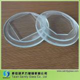 5mm 6mm ultra weißer Glasjobstep-ausgeglichene Glasdeckel
