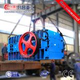 二重歯のローラー粉砕機が付いている石炭の砕石機のための採鉱機械