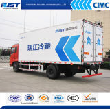 4* 2 Dongfeng에 의하여 냉장되는 트럭