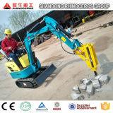 Mini escavatore Xn08 0.8t, piccolo escavatore poco costoso 1.5t da vendere