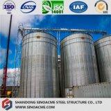 Structure lourde en acier d'armature pour le support de réservoir d'usine chimique