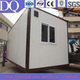 Casa pré-fabricada/casa modular do recipiente