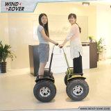 Scooter électrique de V4+, char électrique, scooter électrique V4+ de reste d'individu de 2 rouleaux