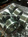 Deel /CNC die van het smeedstuk Deel /Aluminum machinaal bewerken die /Brass/Deel van Deel van het Smeedstuk van het Messing van de Machine van het Lassen/Smeedstuk/Deel/Gegoten Deel machinaal bewerken smeden die smeden