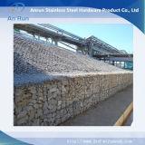 Rete metallica esagonale galvanizzata tuffata calda pesante