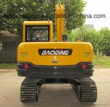 Excavatrices jaunes neuves de chenille de la Chine petites avec Grasper