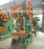 Imprensa de potência mecânica excêntrica de 80 toneladas