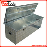磨かれたアルミニウム道具箱(314008)