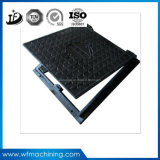 Zoll-Sperrung/Sand-Gussteil/leichte Einsteigeloch-Deckel für Abfluss